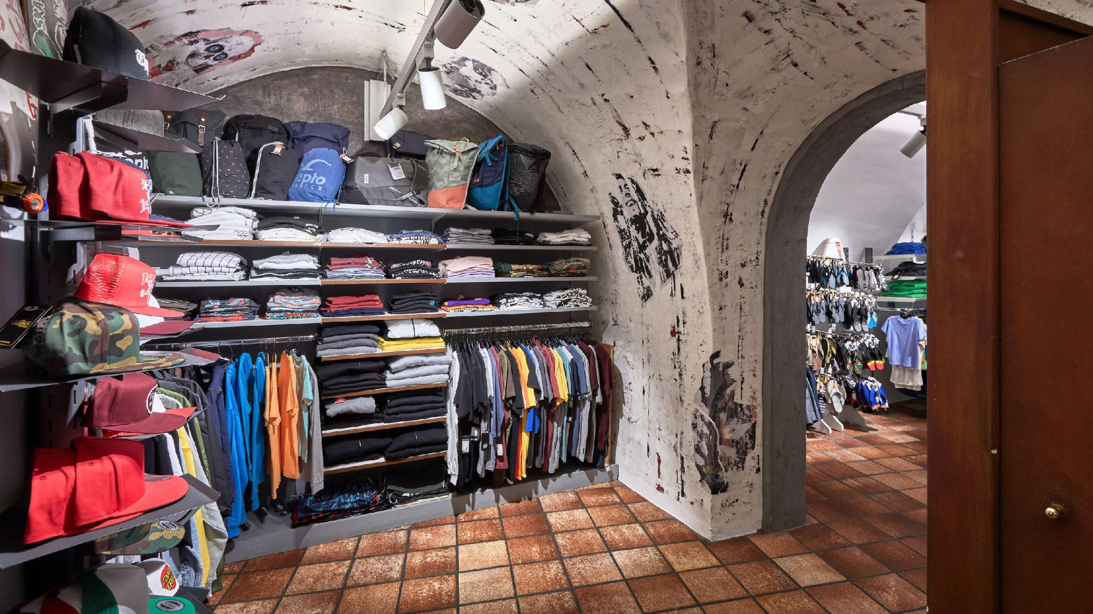 Trocker Klausen online shop